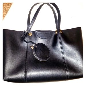 See by Chloe black tote